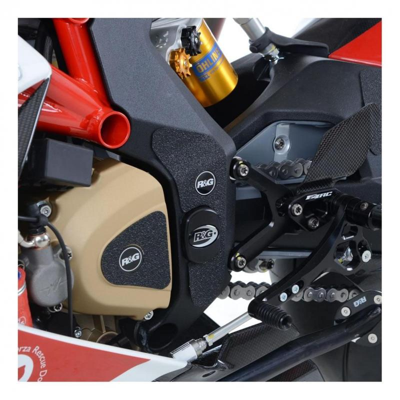 Adhésif anti-frottements R&G Racing noir MV Agusta F4 14-18
