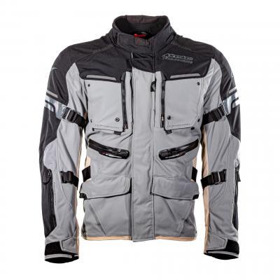 Veste Alpinestars VALPARAISO 2 Drystar gris/noir/sable