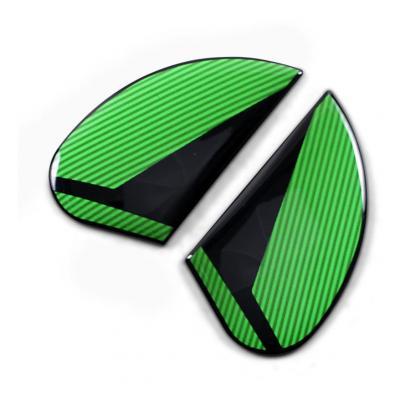 Plaques latérale Icon pour casque Airform Conflux vert