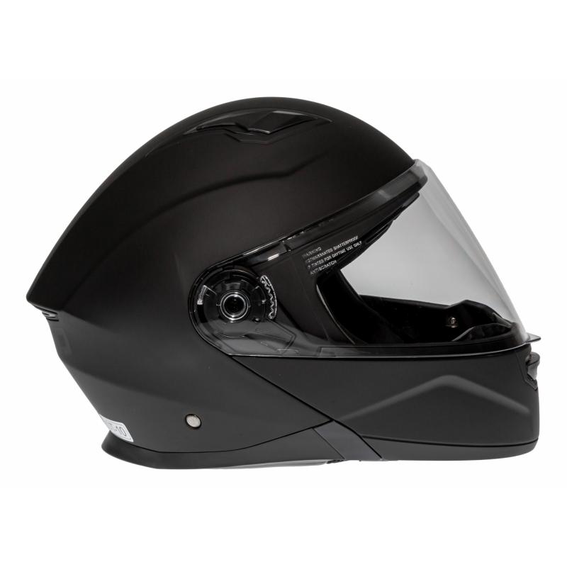 Casque modulable Noend District noir mat - 3