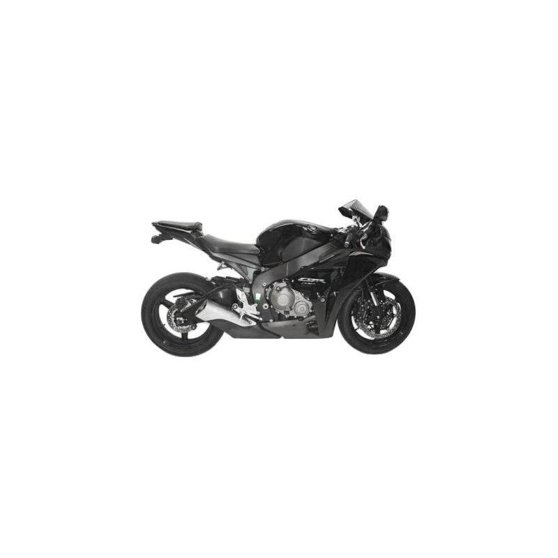 Tampons de protection R&G Racing Aero noir Honda VFR 1200 F 10-16