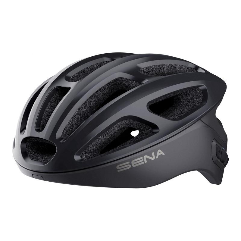 Casque vélo Sena R1 intercom Bluetooth® intégrée noir