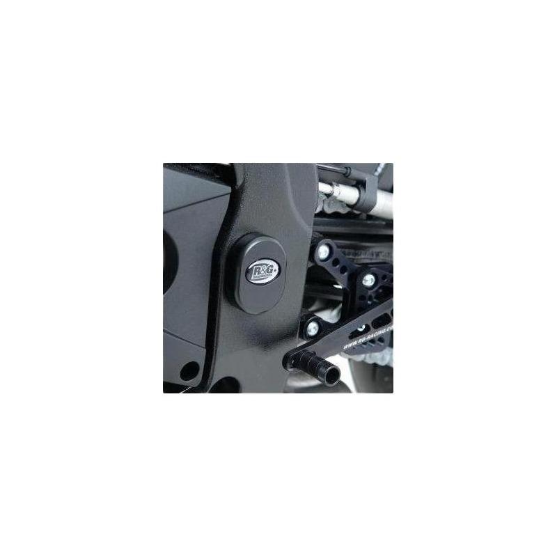 Insert de cadre R&G Racing gauche noir BMW S 1000 R 14-16