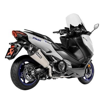 Ligne complète Akrapovic Racing Line titanium Yamaha T-Max 560 2020