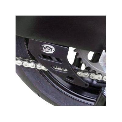 Protège couronne R&G Racing noir universel