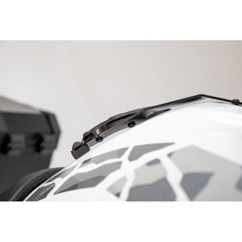 Bride de fixation réservoir SW-Motech ION noir Honda CB 500 X 18-19 - 4