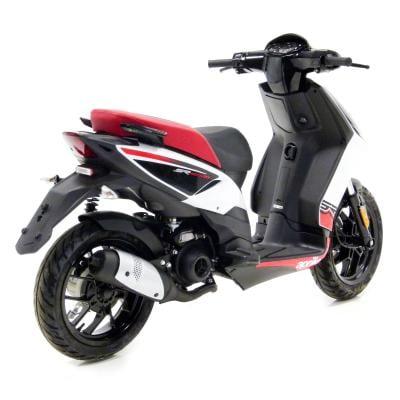 Pot d'échappement scooter Leovince Touring pour Piaggio Zip 50 2T 00-12