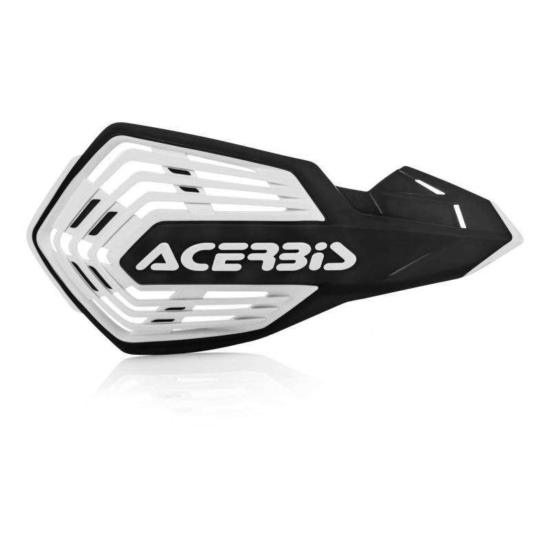 Protège-mains Acerbis X-Future noir/blanc