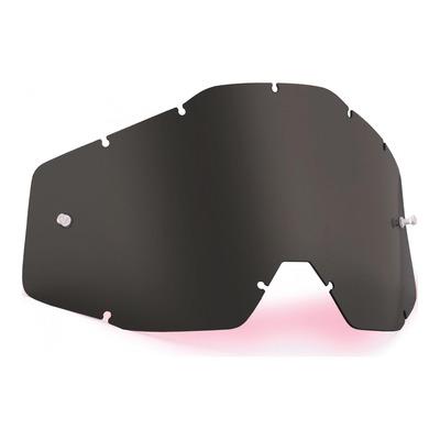 Écran FMF Vision pour masque PowerBomb et PowerCore fumé foncé
