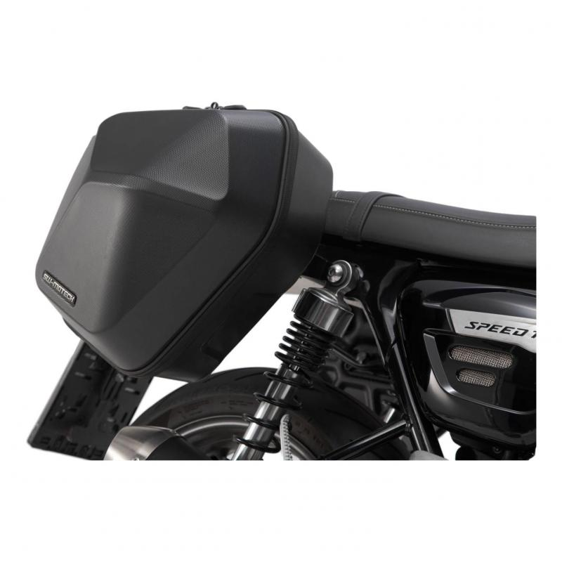 Valises latérale SW-Motech Urban ABS Triumph Speed Twin 1200 19-20