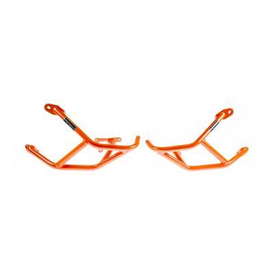 Barres de protection latérale SW-MOTECH orange KTM 1290 Super Duke R / GT