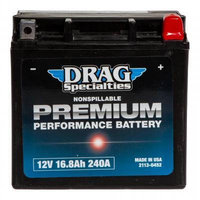 Batterie Drag Specilities GYZ16HL 12V 16Ah