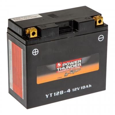 Batterie Power Thunder YT12B-4 12V 10AH