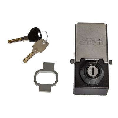 Bloc fermeture complet (droit) Givi Z4822DXMR