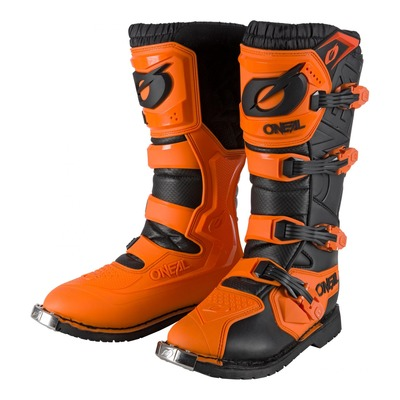 Bottes cross O'Neal Rider orange