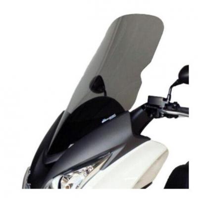 Bulle Bullster haute protection 80,5 cm fumée grise Honda 400 SW-T 09-13