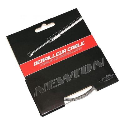 Câble de dérailleur Newton Inox pour Shimano et adaptable Ø1,1mmx2,10m