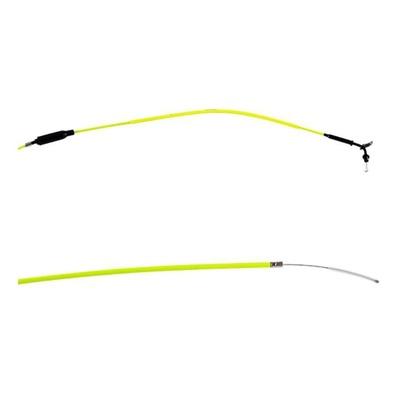 Câble de gaz Doppler jaune fluo Booster/BWS 04-