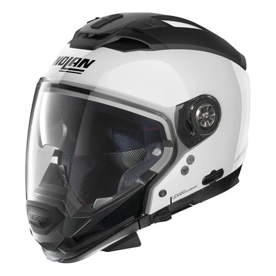 Casque transformable Nolan N70-2 GT SpecialN-Com Pure white