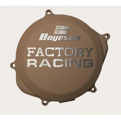 Couvercle de carter d'embrayage Boyesen Factory Racing Kawasaki 250 KX-F 09-17