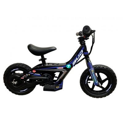 Draisienne électrique Bud Racing Mini E Push Bike 21 bleu