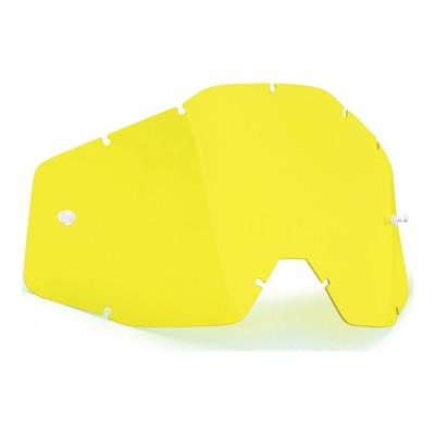 Écran FMF Vision pour masque PowerBomb et PowerCore jaune