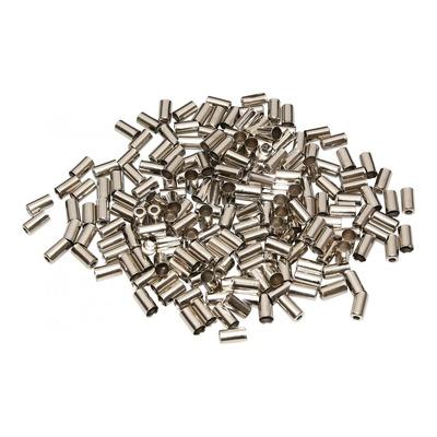 Embouts de frein Marwi Ø5x17mm argent (150 pièces)