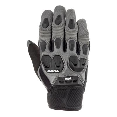 Gants enduro Thor Terrain charcoal
