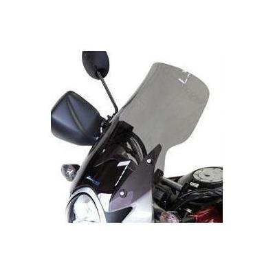 Pare-brise Bullster haute protection 45 cm incolore Honda XLV 700 Transalp 08-12