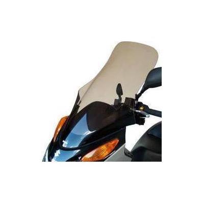 Pare-brise Bullster haute protection 77 cm incolore Suzuki 125 Burgman 2006