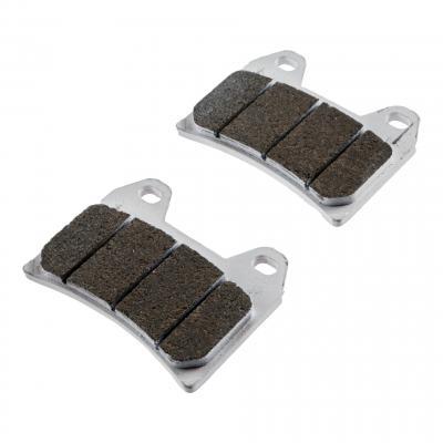 Plaquettes de frein Brembo 07BB19LA métal fritté route