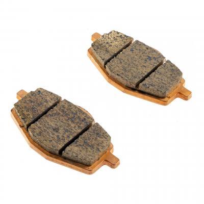 Plaquettes de frein SBS métal fritté 575LS