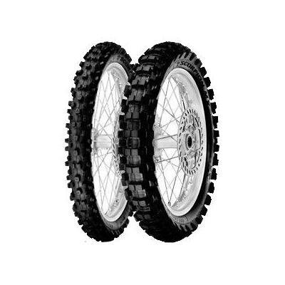 Pneu Pirelli Scorpion MX eXTra J 90/100-14 49M