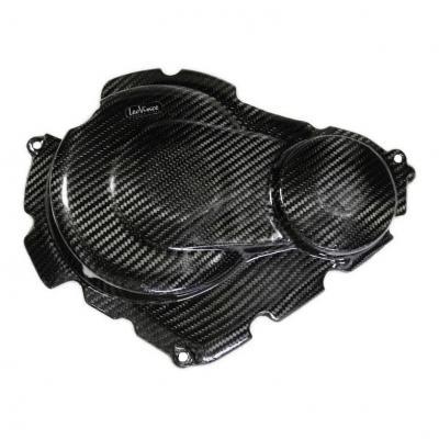 Protection de carter d'embrayage Leovince carbone GSX-R 600/750 2011-12