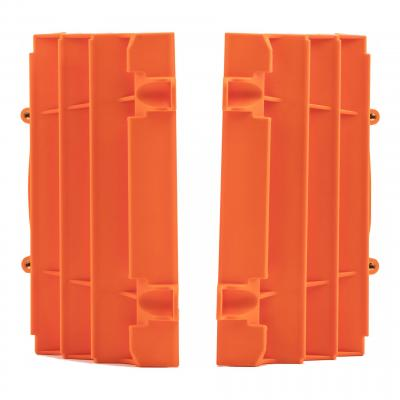 Protections de radiateur Acerbis Husqvarna 250 FC 19-20 (orange16)