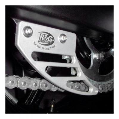 Protège couronne R&G Racing aluminium Triumph Street Triple 675 07-12
