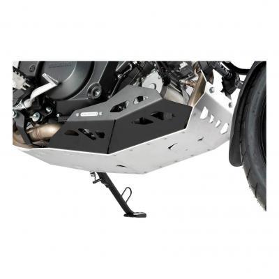 Sabot moteur SW-MOTECH avec barres de protection latérale noir / gris Suzuki V-Strom 1000