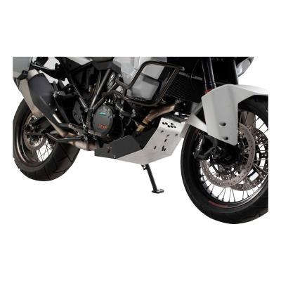 Sabot moteur SW-MOTECH noir / gris KTM 1290 Super Adventure 14-