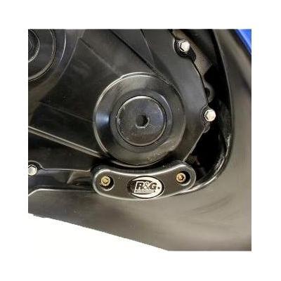 Slider moteur droit R&G Racing noir Suzuki GSX-R 1000 09-16