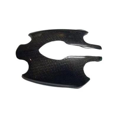 Slider moteur gauche R&G Racing carbone BMW HP2 04-09