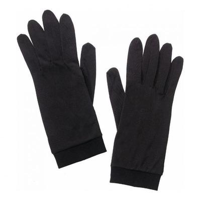 Sous-gants Spidi SILK INNER GLOVE noir (homme)