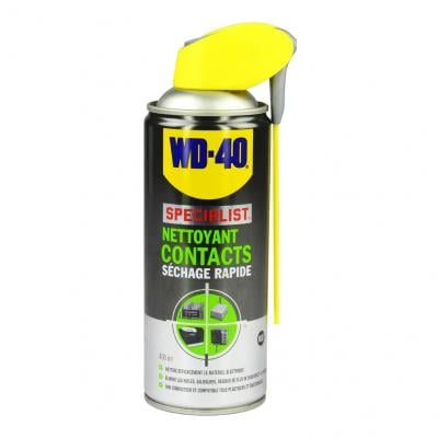 Spray nettoyant contacts WD40 400ml
