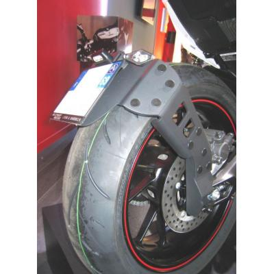 Support de plaque déporté Access Design pour Yamaha MT-09 13-16