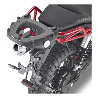 Support Kappa pour top case Monolock ou Monokey Moto Guzzi V85 TT 19-20