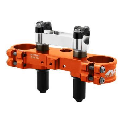 Té de fourche supérieur à ressort Neken SFS KTM 250 SX 13-18 orange