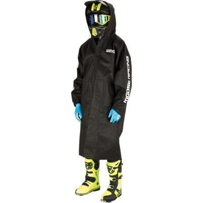 Veste de pluie Moose Racing Mud Coat noir