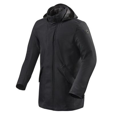 Veste textile Rev'it Avenue 3 Gore-Tex noir