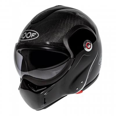 Casque modulable RO9 Roof Boxxer Carbon Uni noir