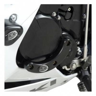 Slider moteur gauche R&G Racing noir Suzuki GSX-R 600 11-18