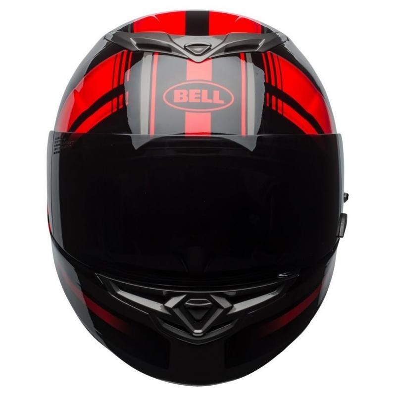 Casque intégral Bell RS 2 Tactical rouge/noir/titanium - 5